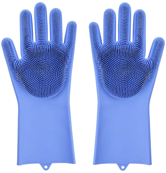 Magic Cleaning Silicone Gloves - Offer Hunts