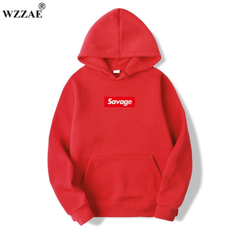 2019 New Mens & Women Hoodies  - Savage Hoodies
