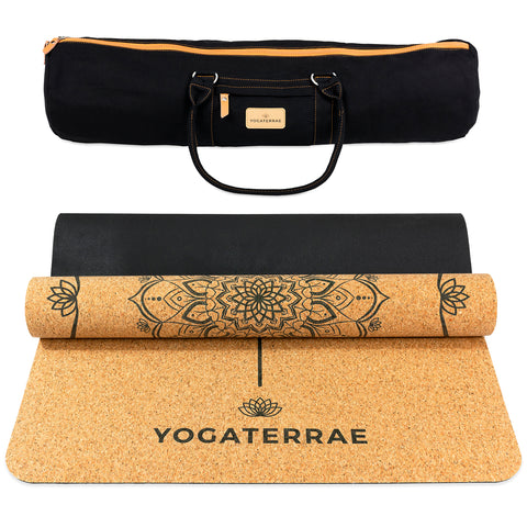Sac de Yoga UTILITY <br> ~ Toile Coton Canvas ~