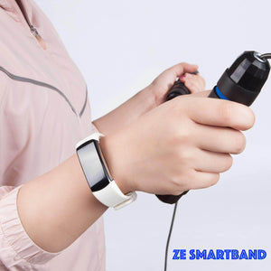 ZE Unique Smart Band with Body Temperature Monitoring - ZE Technology