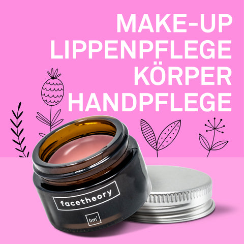 Collections - Makeup - Lip Balm - Hand Cream - Body Lotion - Foundation - Primer - Lippenpflege - Handpflege - Korper