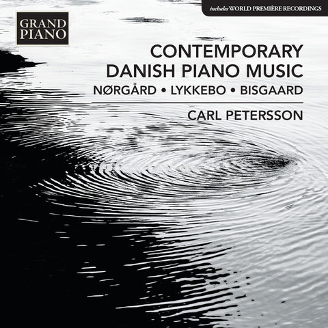 Contemporary Danish Piano Music CD