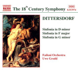 Dittersdorf, Carl Ditters von: Symphony in G minor (Grave g1) (AE038)
