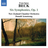 Beck, Franz: Symphony in G major, Op. 1, No. 5 (Callen 5) (AE094)