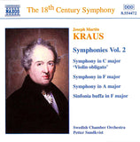 Kraus, Joseph Martin: Sinfonia in F major (VB128/ VB130) (AE147)