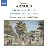 Arnold, Samuel: Overture in F major, Op. 8, No. 3 (AE084)