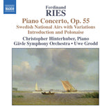 Ries, Ferdinand: Swedish National Airs with Variations, Op.52 [Study Edition] (AE445/SE)