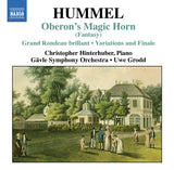 Hummel, Johann Nepomuk: Oberons Zauberhorn, Op.116 Fantasie for Pianoforte & Orchestra [Study Edition] (AE422/SE)