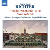 Richter, Franz Xaver: Symphony No. 5 in C major (AE127)