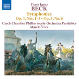 Beck, Franz: Symphony in F major, Op. 4, No. 3 (Callen 21) ( AE228)
