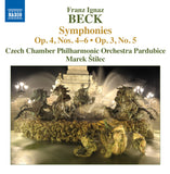 Beck, Franz: Symphony in E flat major, Op. 4, No. 6 (Callen 24) (AE231)