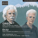 Helge, Evju: Concerto sopra Grieg for piano and orchestra (GPC001)