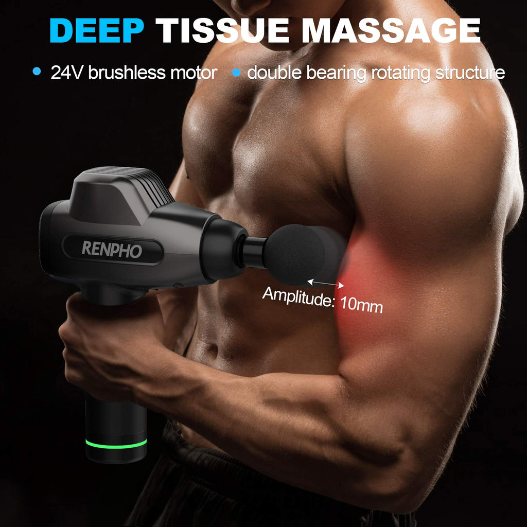 Deep Tissue Massage Gun Powerful