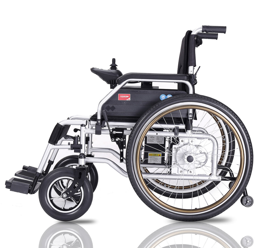 Folding Automatic Electric Wheelchair