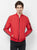 Nexgen Club Mens Long Sleeve Jacket , Red