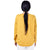 Step N Style Women Long Sleeve Top, Mustard