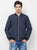 Nexgen Club Mens Long Sleeve Jacket , Navy