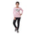 Genius Girls Full Sleeves T-Shirt, Pink