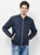 Nexgen Club Mens Long Sleeve Jacket ,Navy