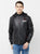 Nexgen Club Men's Long Sleeve Jacket With Hood , Black