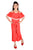 Nexgen Girls Girl jumpsuit,Red MCG703E