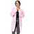 Step N Style Women Full Sleeve Shrug, Multi Pink