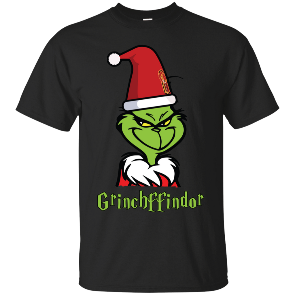 Harry Potter Grinch Grinchffindor T-Shirt