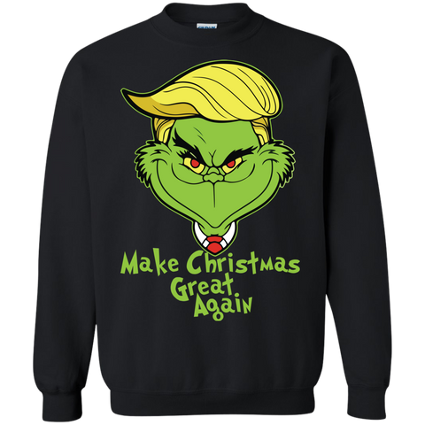 Grinch Make Christmas Great Again Sweater