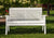 4' Poly Plain Rollback Bench
