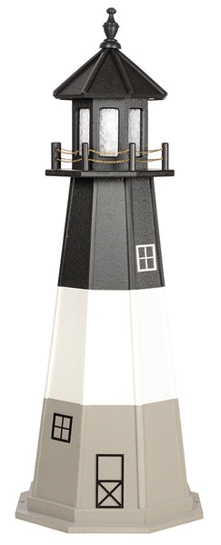 Poly Oak Island, North Carolina Lighthouse
