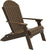 Poly Folding Adirondack Chair