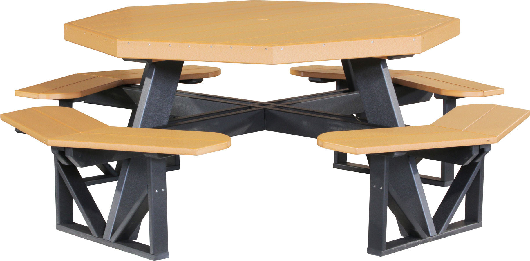 Poly Octagon Table