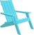 Poly Urban Adirondack Chair