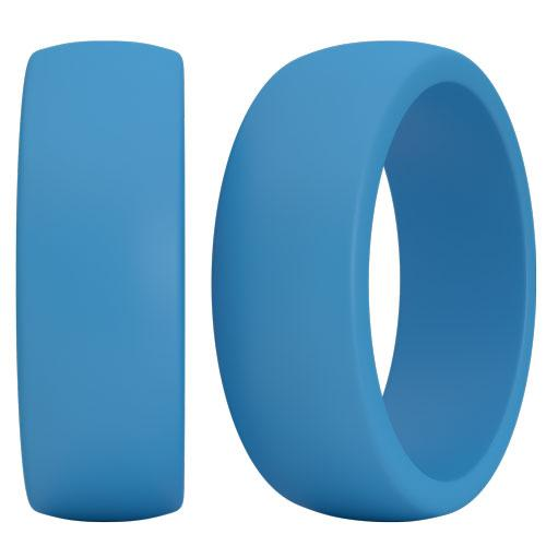 Mens Silicone Wedding Band