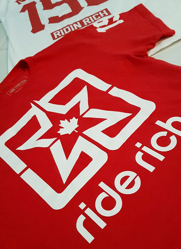 Home Grown Tee {Red} Canada's 150th Anniversary Limited Edition