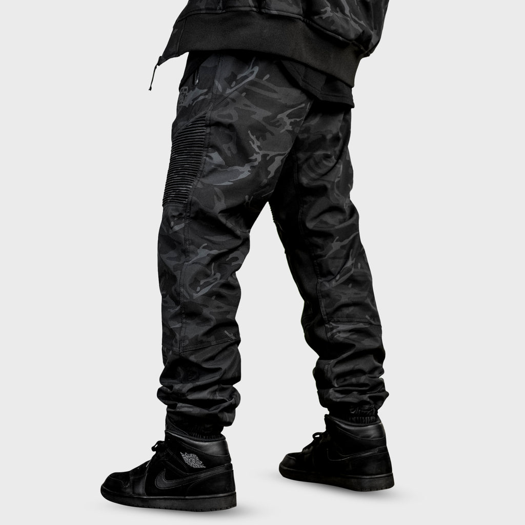 Scarboro™ Softshell Armoured Joggers {Camo}