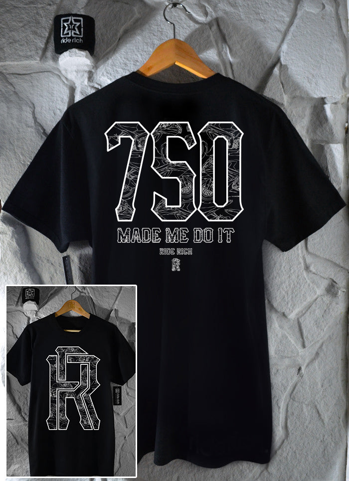 The 750 Club Tee {Black}