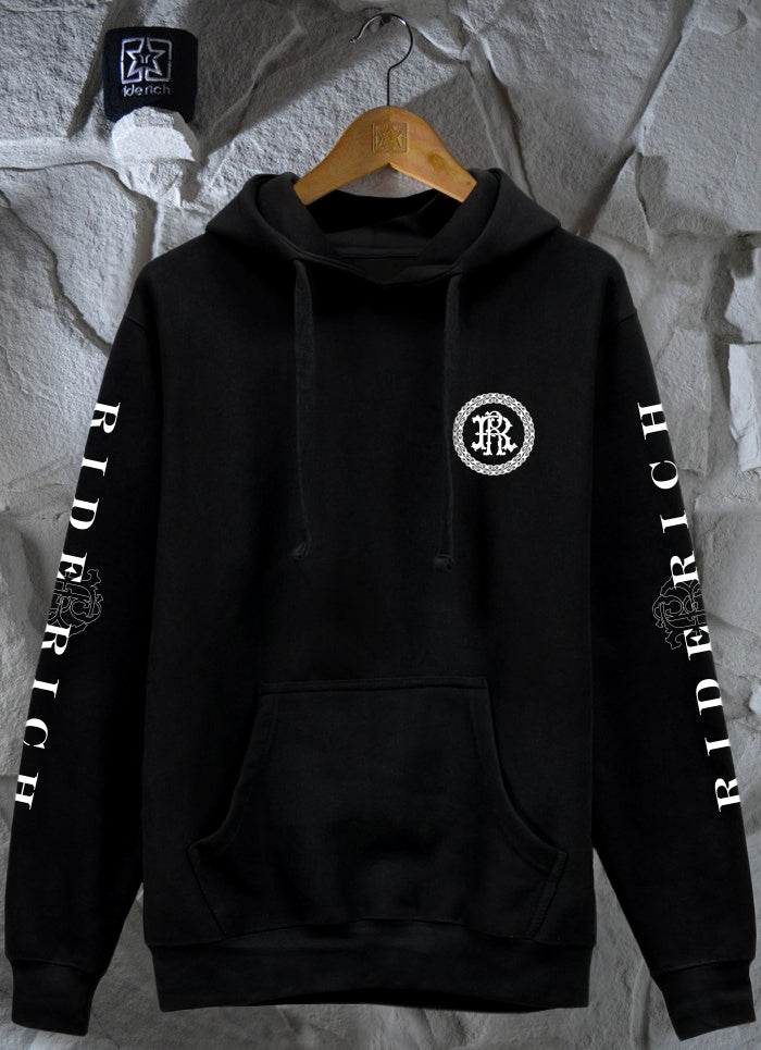 RR Filigree & Chains Pullover Hoodie 2