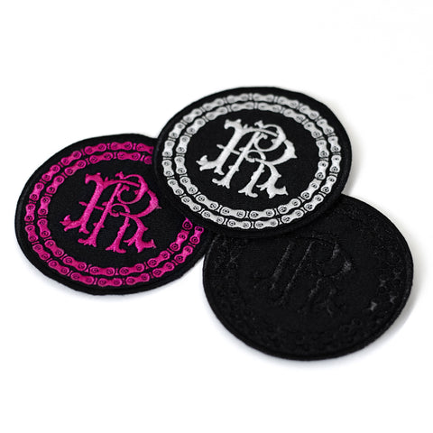 RR Filigree & Chains Embroidered Patch