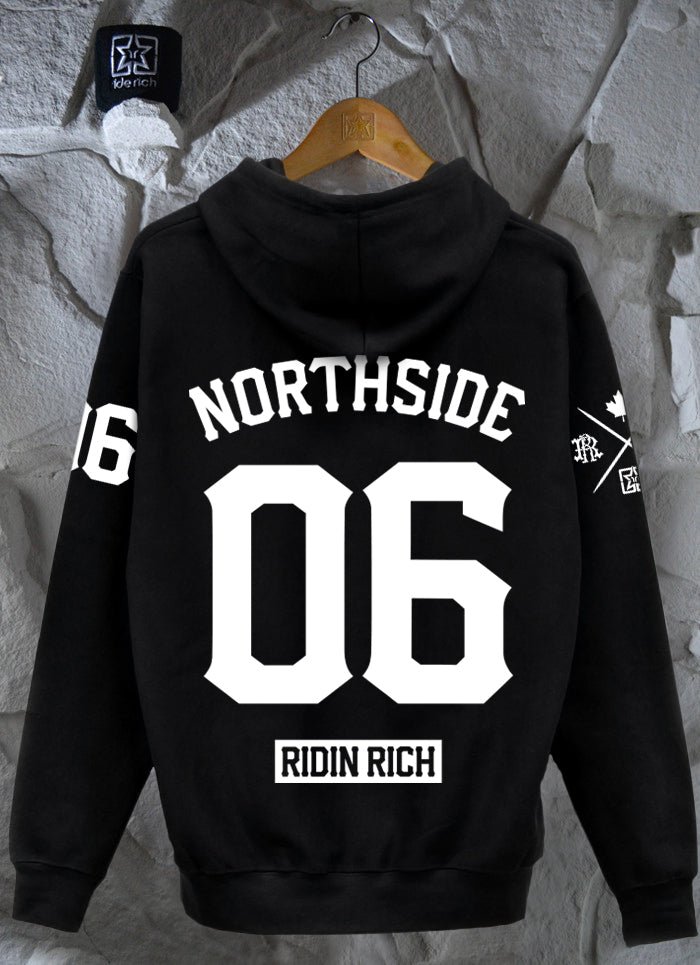 Ride Rich Home Grown Pullover Hoodie 3