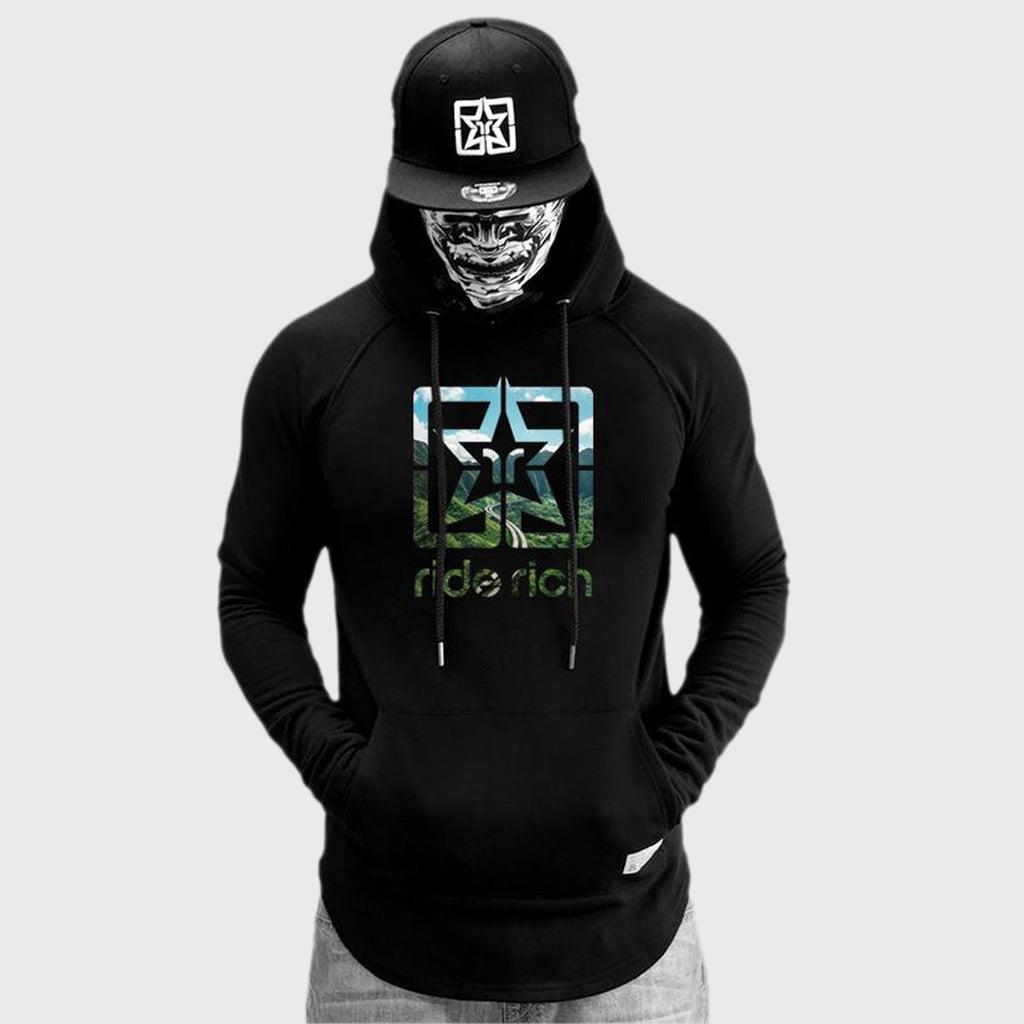 Highway to Heaven Scoop Pullover Hoodie
