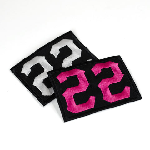 Ride Rich 22 Embroidered Patch