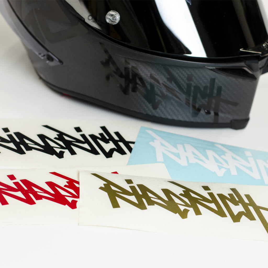 Ride Rich Tag Vinyl Decal {XL}