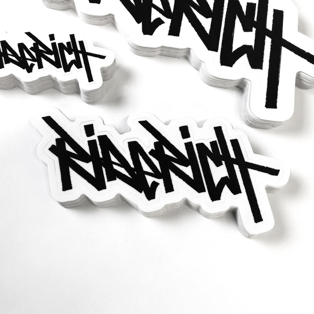 Ride Rich Tag Vinyl Sticker {Medium}