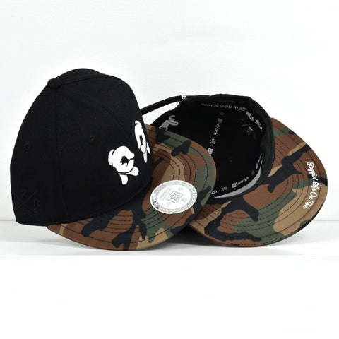 Rep Life On Two Strapback {Camo} 1