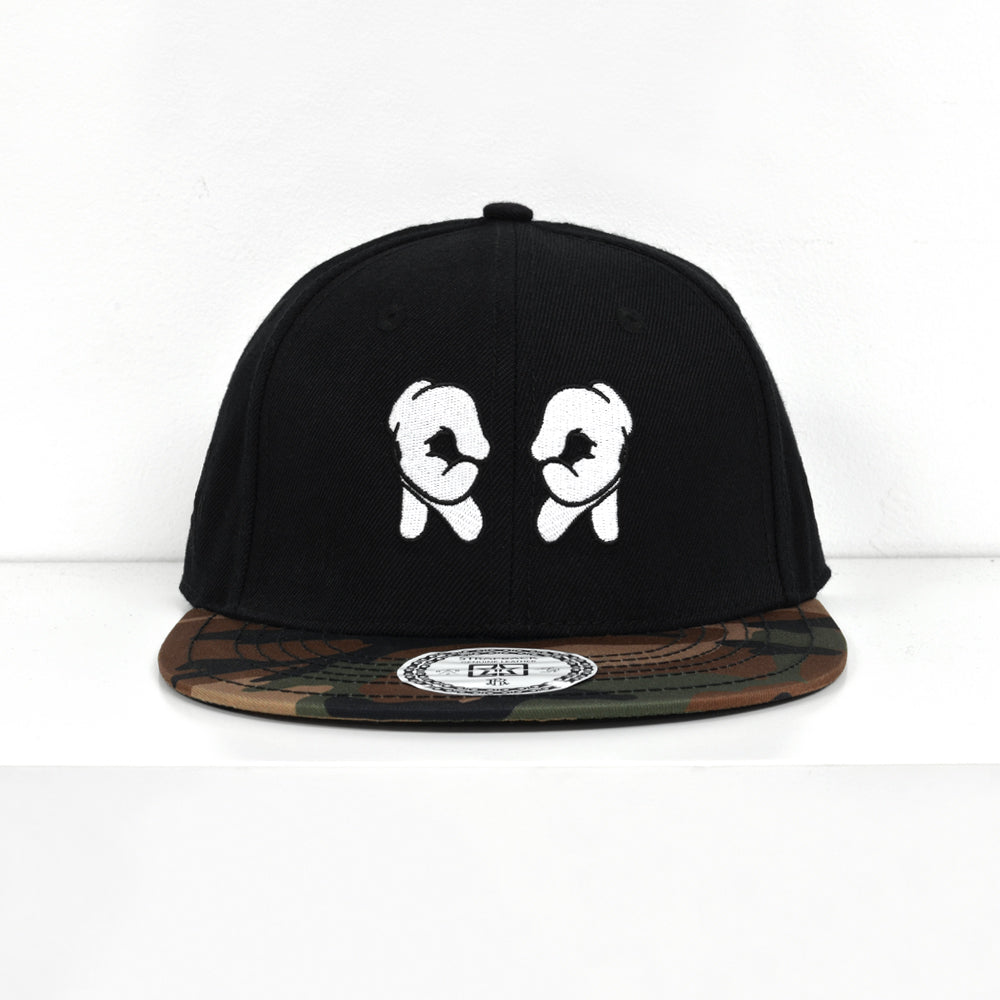 Rep Life On Two Strapback {Camo} 2