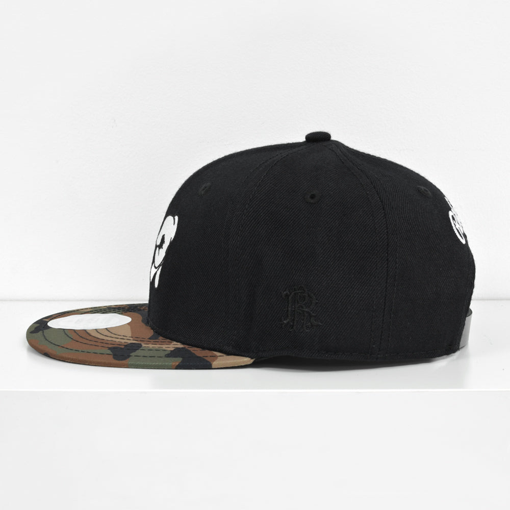 Rep Life On Two Strapback {Camo} 7