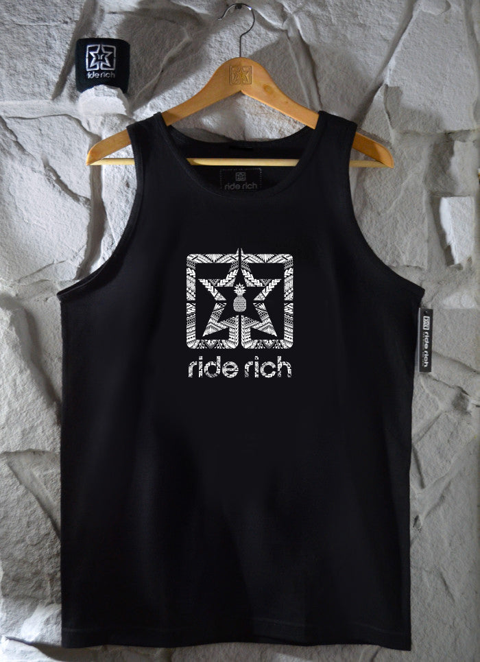 Home Grown 808 Edition Tank {Black}
