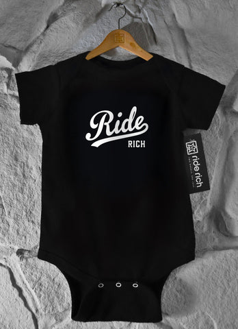 RR Squad Bodysuit View 1 - Motorcycle Baby Clothing