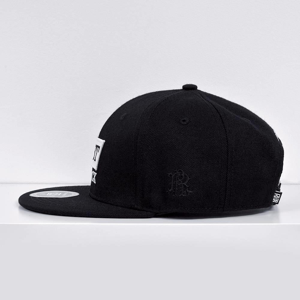 Been Fast Strapback View 2 - Motorcycle Hat